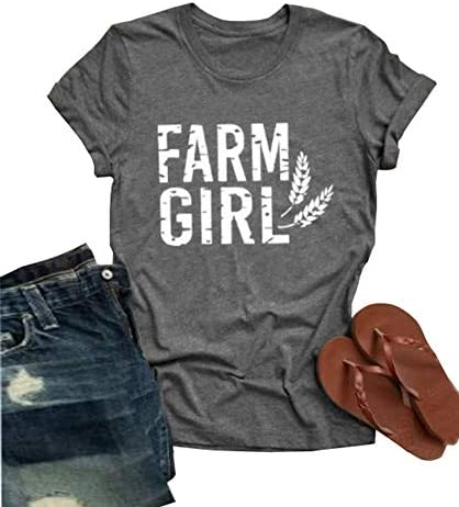 Farm Girl Shirts