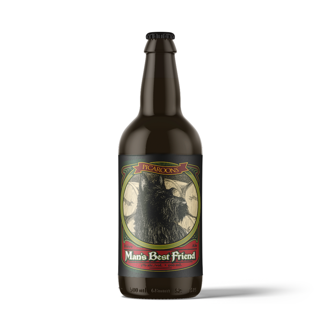Picaroons Mans Best Friend, Beer
