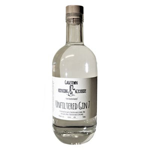 GAGETOWN DISTILLING & CIDERY UNFILTERED GIN 7 - 375ML
