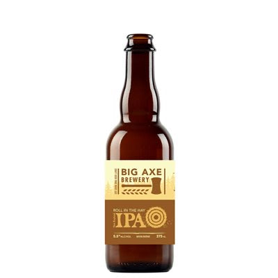 ROLL IN THE HAY NEW ENGLAND IPA - 375ML