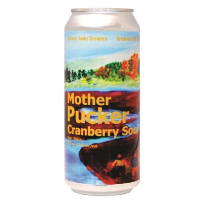 MOTHER PUCKER CRANBERRY SOUR - 473ML