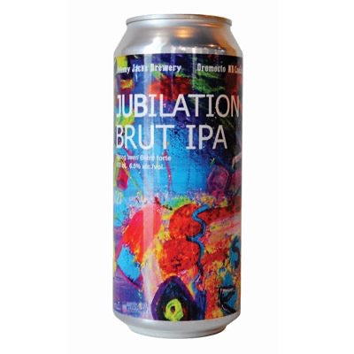 JUBILATION BRUT IPA - 473ML