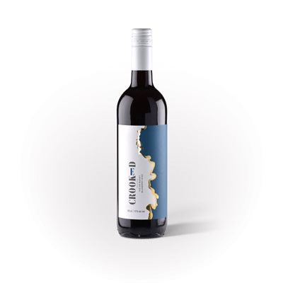 CROOKED BLUEBERRY WINE - 750ML
