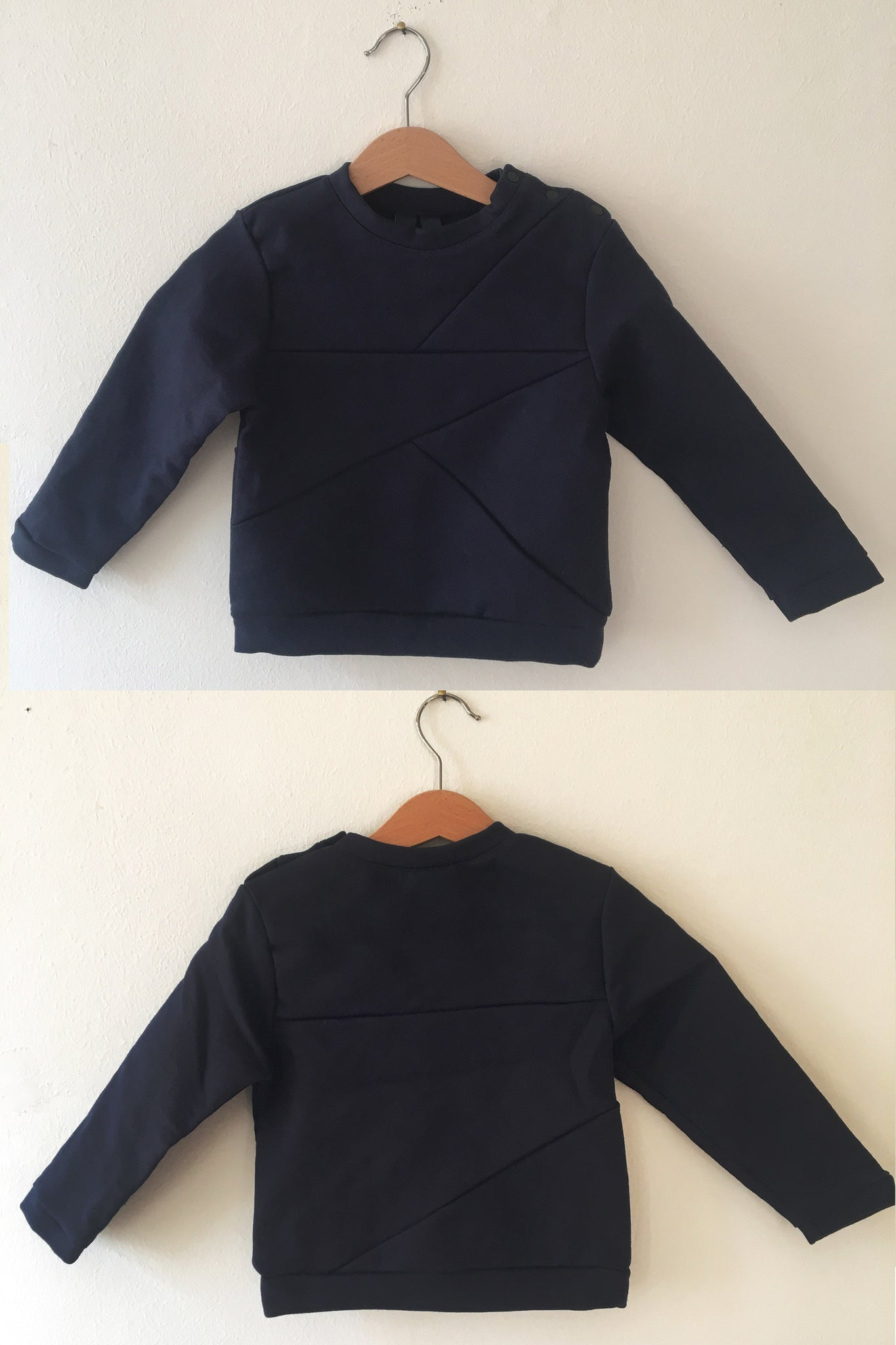 Deniz Cotton Sweater Kids