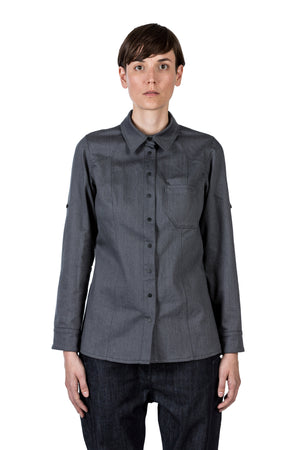 Charlie Denim Shirt