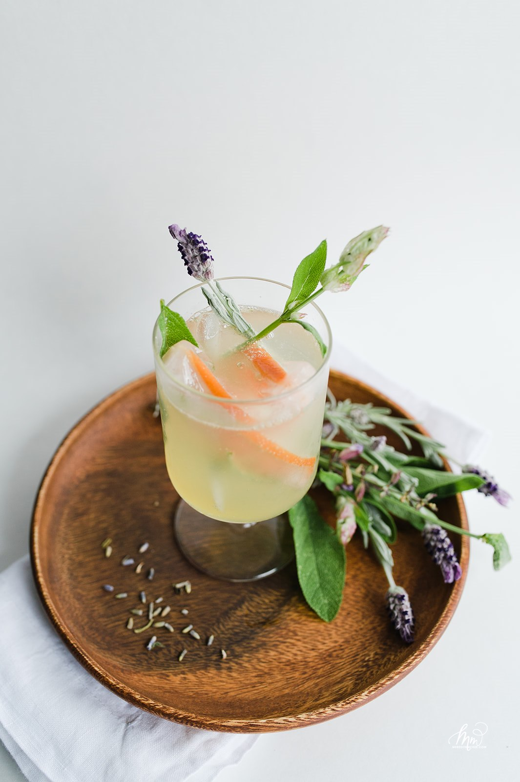 Cocktail Recipe of the Week: the Seattle Sling, and also introducing our first Spring Launch flavor, Lemon Herb!