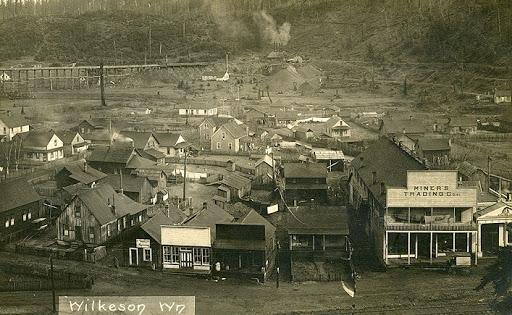 "Wilkeson, Washington: The History of ""The Toughest Town West of Butte, Montana"""