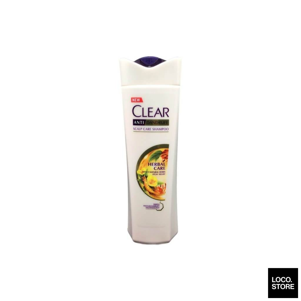 Clear Shampoo Herbal Care 330ml