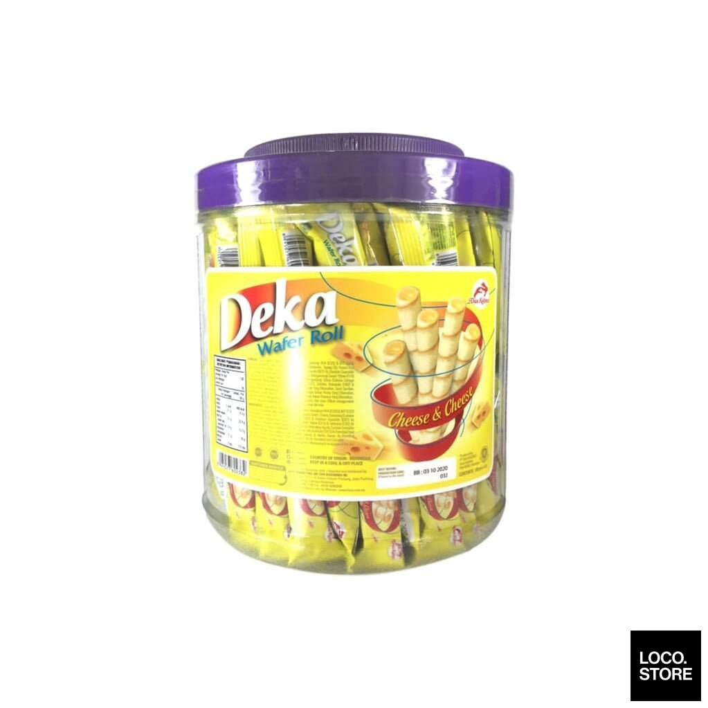 Deka Canister Cheese 3g