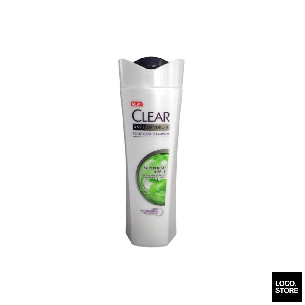 Clear Shampoo Superfresh Apple 330ml