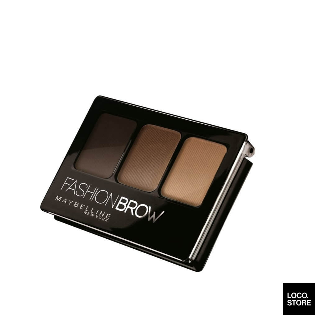 Maybelline Fashion Brow 3D Brow & Nose Palette Grey