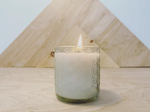 Open image in slideshow, Flower of Life + AKASHA GOODS Candle