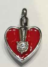 Load image into Gallery viewer, Funeral Jewel: Heart