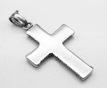 Load image into Gallery viewer, Funeral Cross Pendant