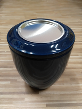 Load image into Gallery viewer, Metal Urn SAMIA Blue