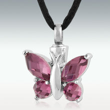 Load image into Gallery viewer, Urn Butterfly Pendant