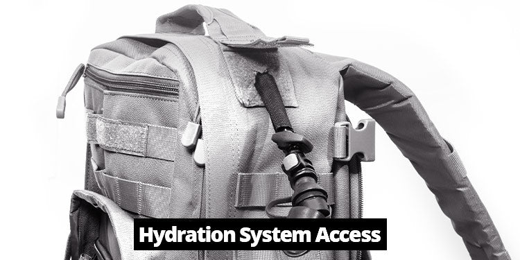 Tactical Backpack Hydration