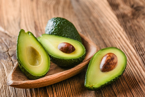 healthy fats from avocados