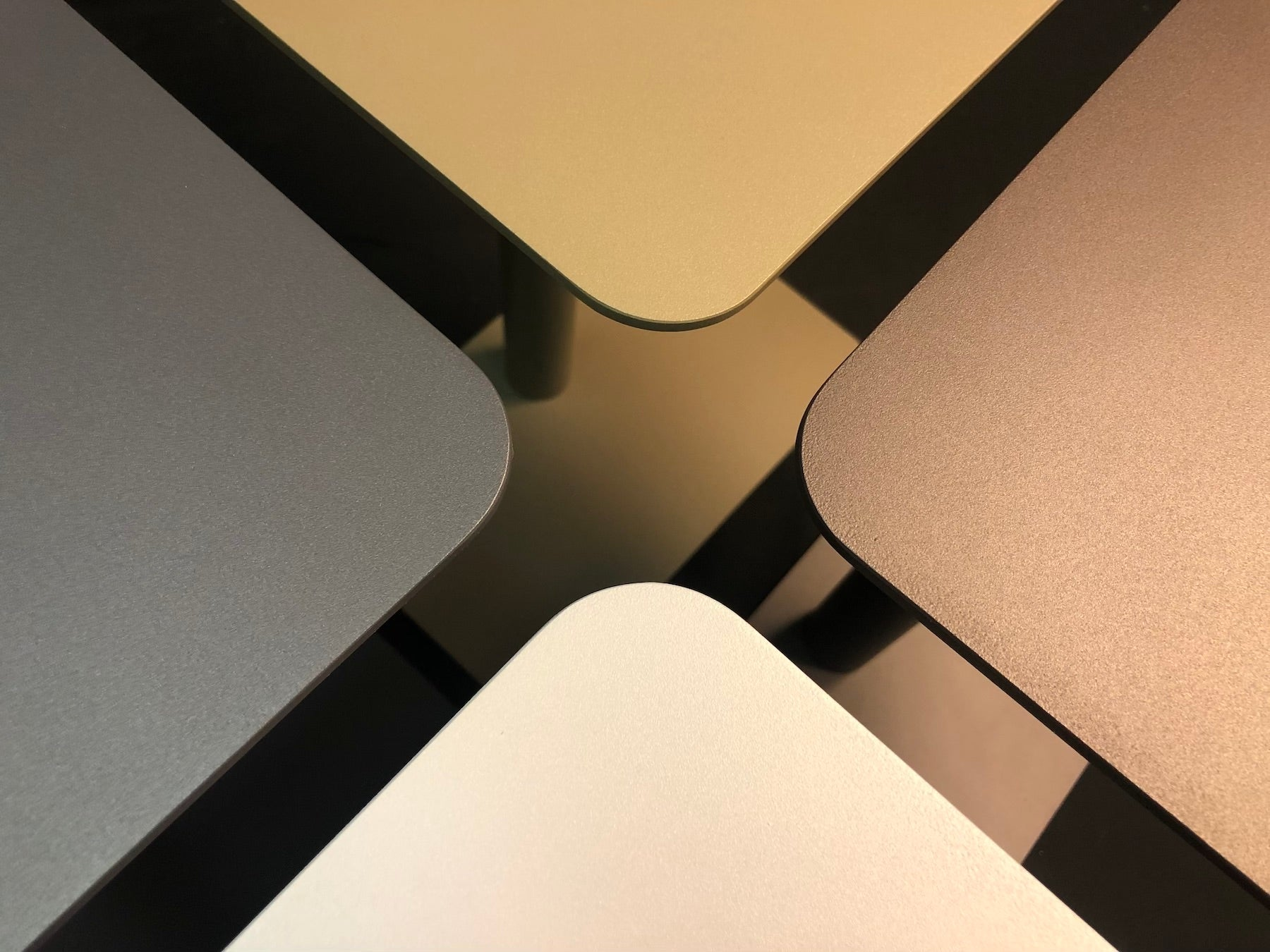 Height Adjustable Desk Sopiva Collection has got new awesome colors!