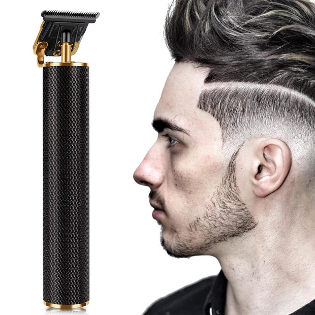 Electric Professional Hair Trim Clippers Cordless Barber Trimmer