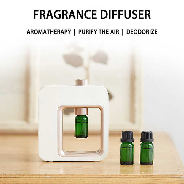Essential Aroma Oil Diffuser Ultrasonic Air Atomization Humidifier