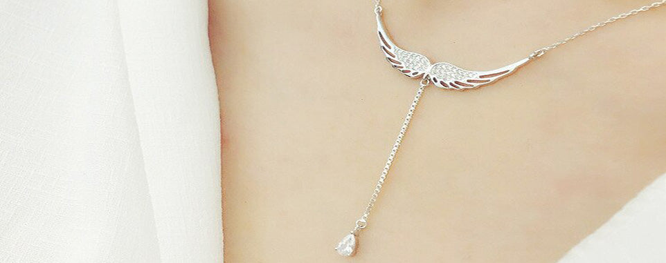 pendentif ange signification