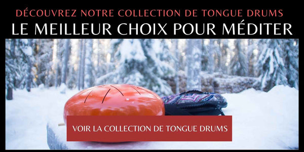 collection tongue drum wepercussion