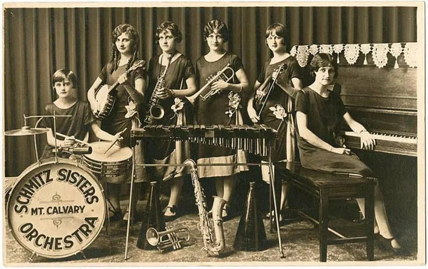 smith sisters orchestra