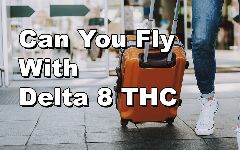 can you fly with delta 8 thc?