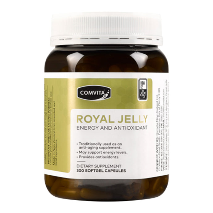 Comvita Royal Jelly (300s)
