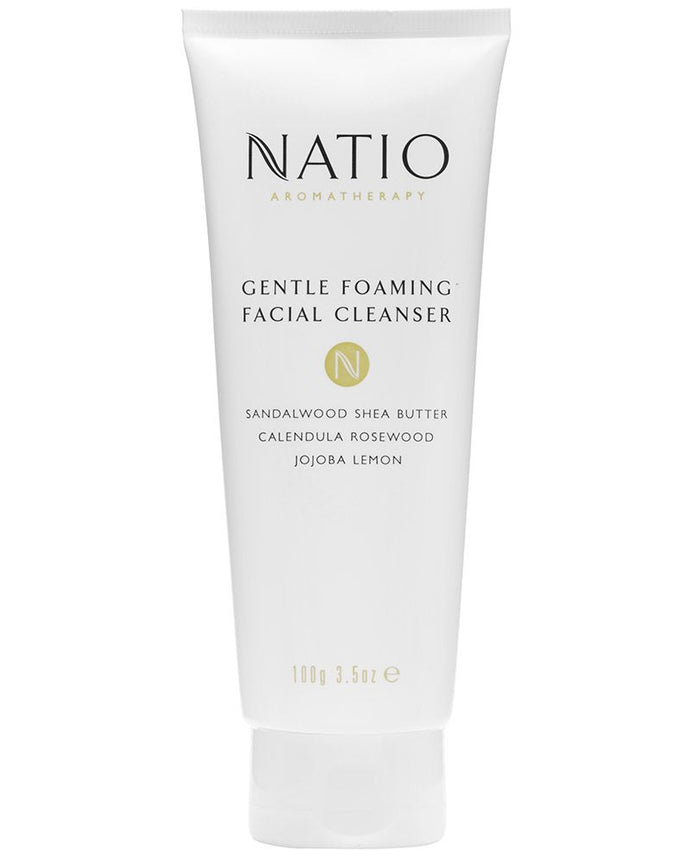 Natio Gentle Foaming Facial Cleanser (100g)