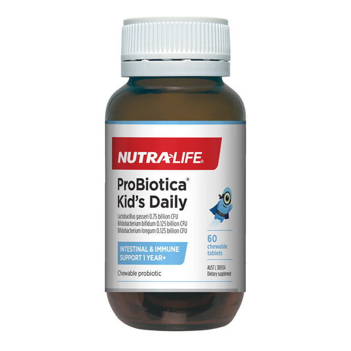Nutralife Probiotica Kids Daily (60s)