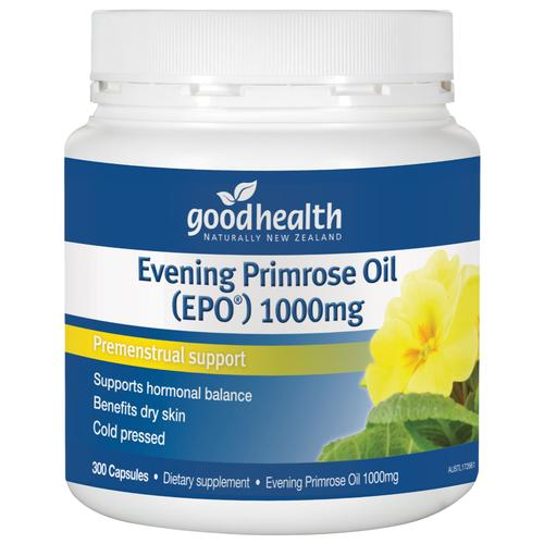 Good Health Evening Primrose Oil Caps (300s)