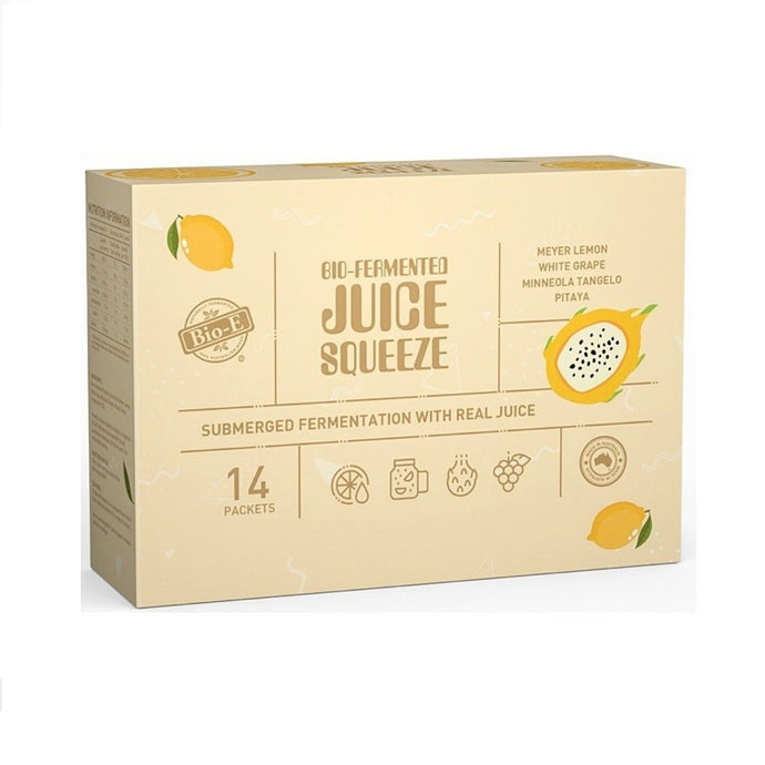 Bio-E juice squeeze (14 packets)
