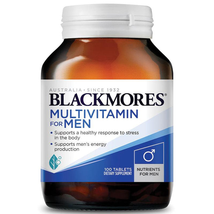 Blackmores Multivitamin for Men (100t)