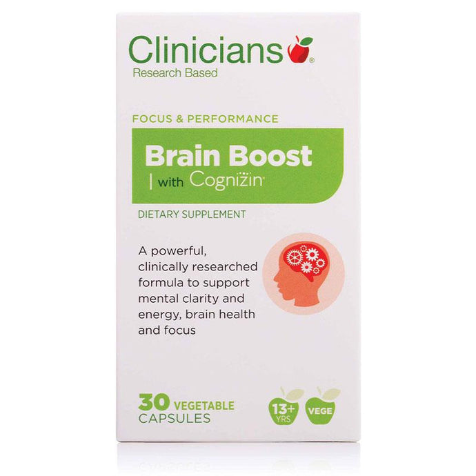 Clinicians Brain Boost (30s)
