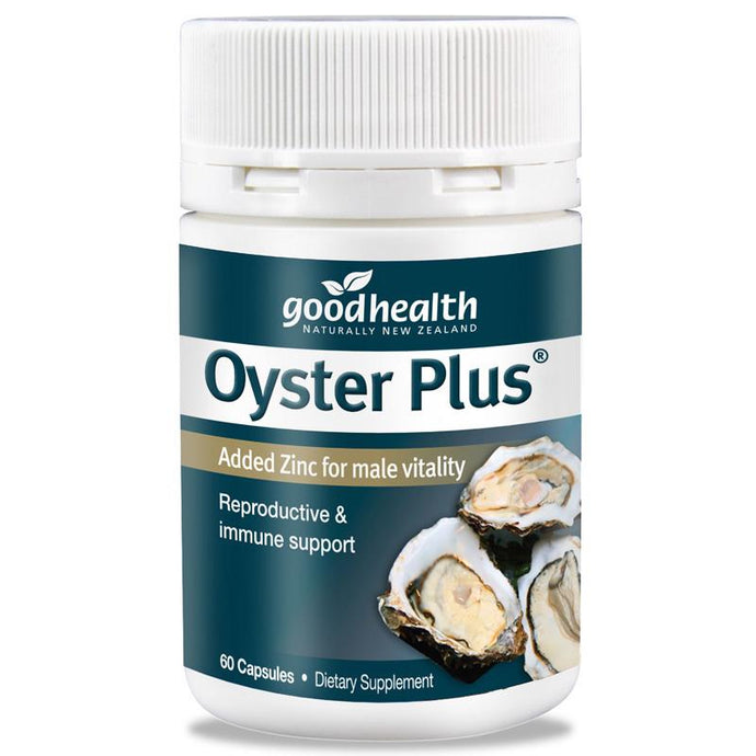 Good Health Oyster Plus (60s)