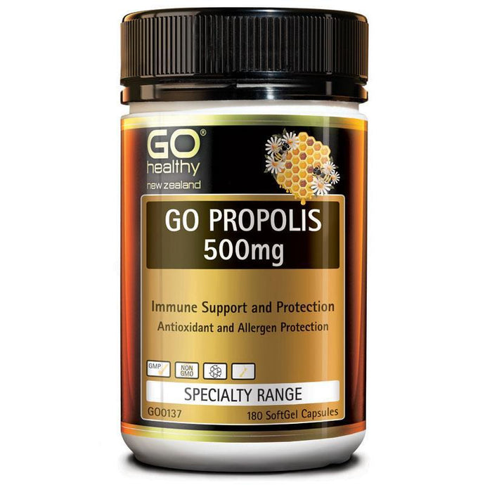 Go Healthy Propolis 500mg(180c)