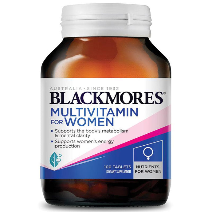 Blackmores Multivitamin for Women(100t)