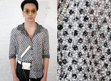 Load image into Gallery viewer, Embossed Mesh Shirt
