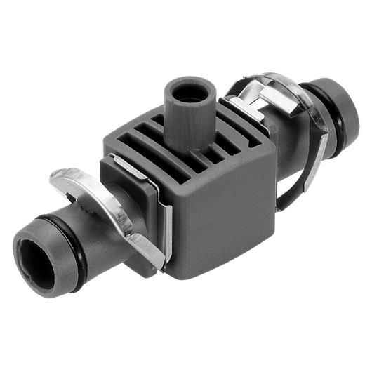 "Gardena T-joint for Spray Nozzles, 13mm(1/2"")"