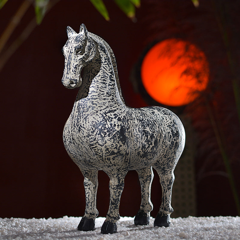 Horse Statue Decorations