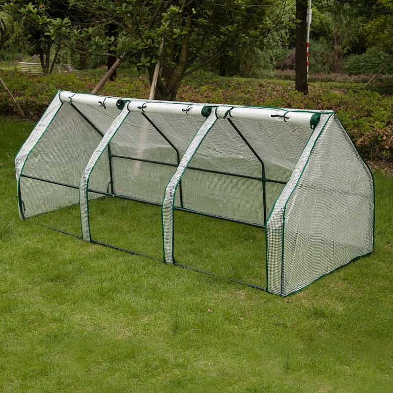 Triangular Freeze Insulation Cover Plant Greenhouses