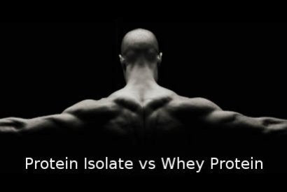What is the Difference Between Protein Isolate and Whey Protein?