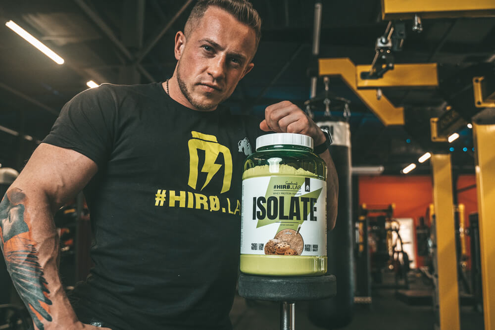 Whey Protein Isolate 1800g | Megapump.ie