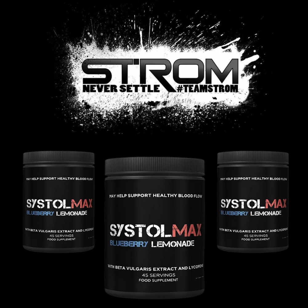 SystolMax with beta vulgaris extract and lycopene Strom Sports   Megapump.ie