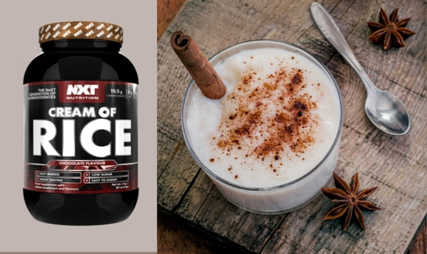 Cream Of rice chocolate NXT Nutrition | Megapump.ie