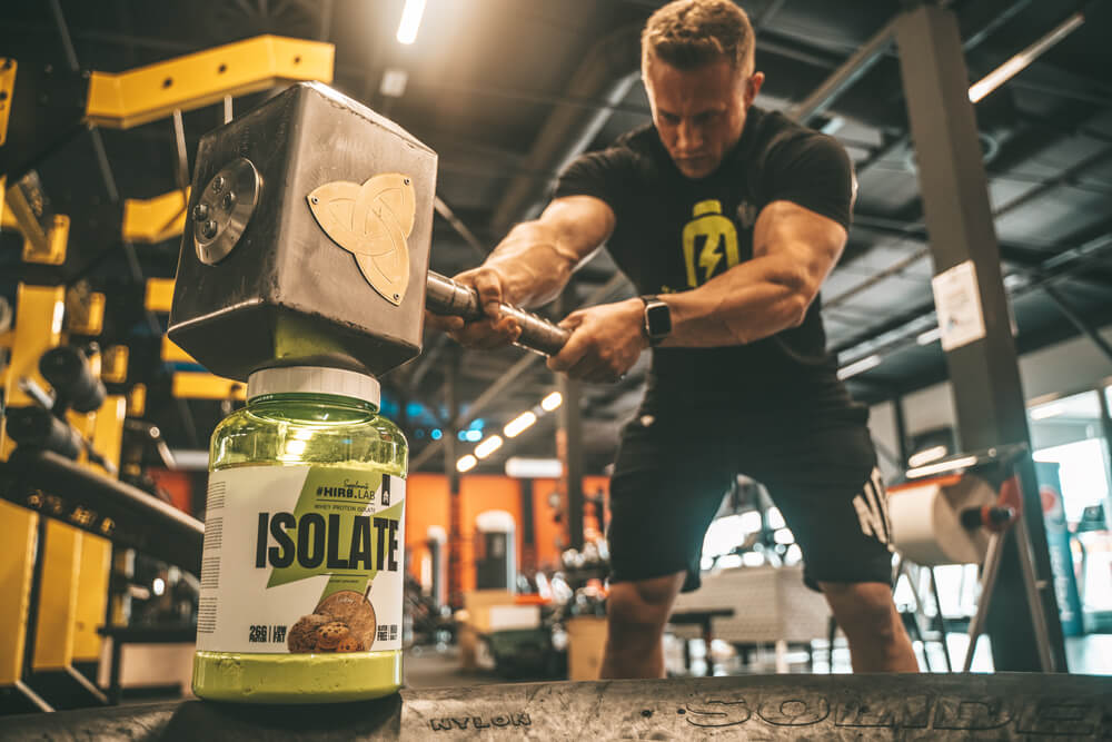 Hiro.Lab Whey Protein Isolate | Megapump.ie