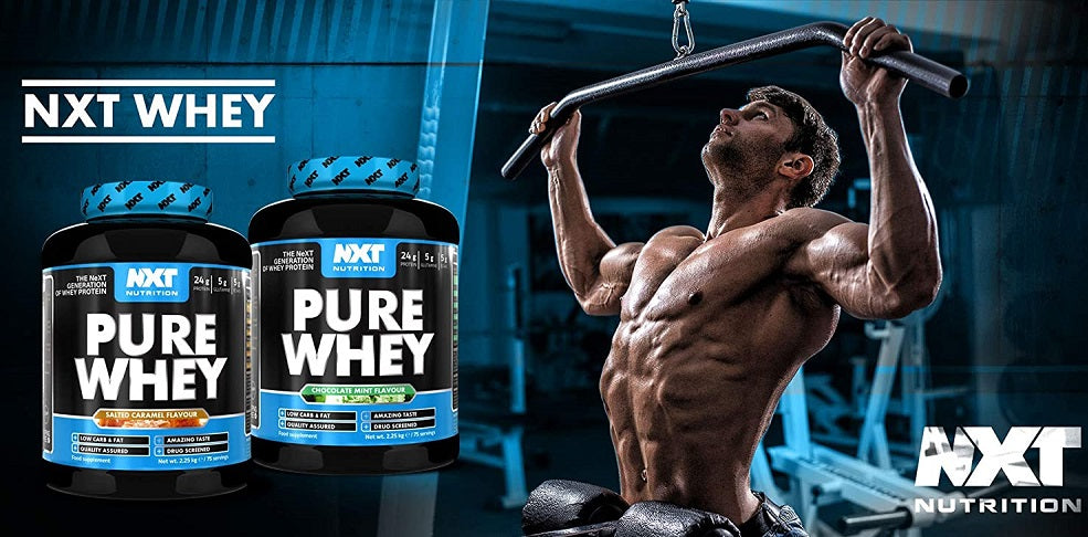 Whey Protein NXT Nutrition powder 2250g tub - MEGAPUMP.IE the Best Discounted Supplements and Nutrition Shops in Ireland and UK