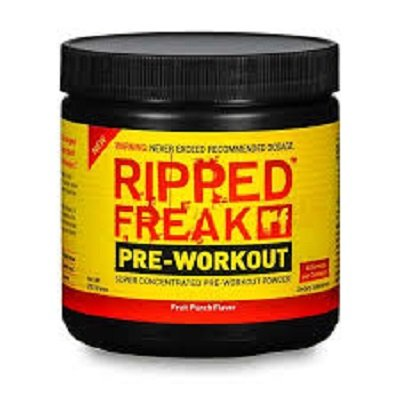 Ripped Freak 2.0 Pre-workout 270g (45 servings) PHARMA FREAK